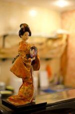 Ristorante Asahi Roma - Dettaglio Bambola